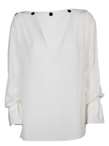 Emilio Pucci blouse white top