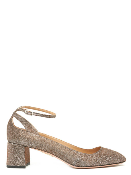 Aquazzura 'rivoli' Shoes in brown