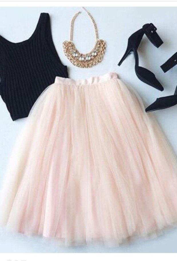 Tulle Skirt Rehearsal Dress Rehearsal Dinner Dress