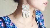 earrings,jewels