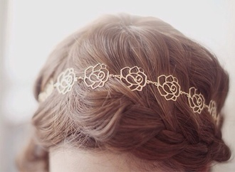 jewels gold headpiece gold flower headband headpiece hair accessory hair wedding hairstyles country wedding hipster wedding