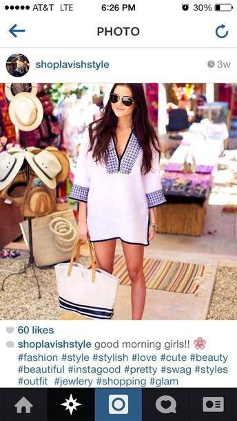dress white navy blue