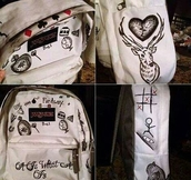 bag,louis tomlinson,tattoo,backpack,sweater,louis tomlinson tattoos bag