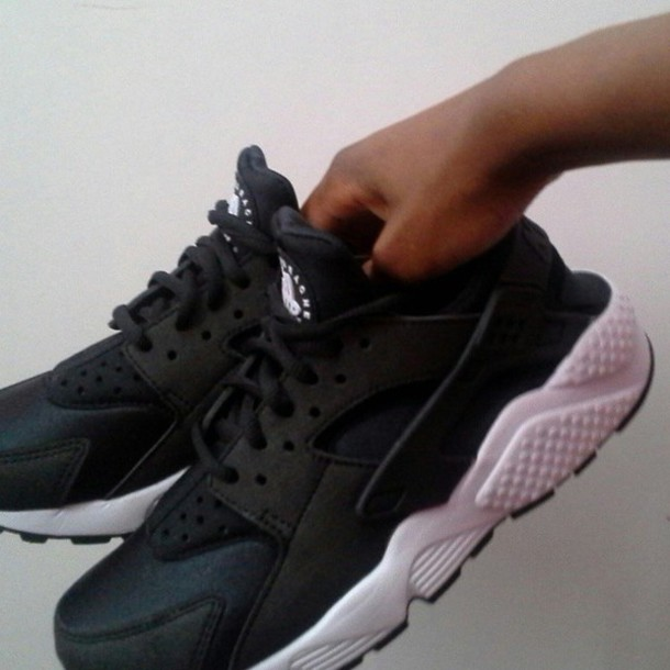 f0a6aedd424e shoes nike running shoes nike shoes nike air huarache huarache huarache  black
