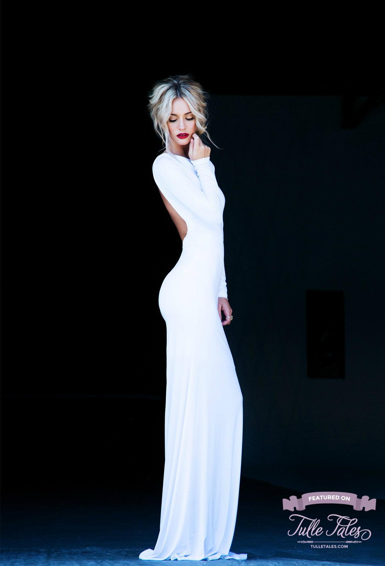 Monaco white dress [monaco white]