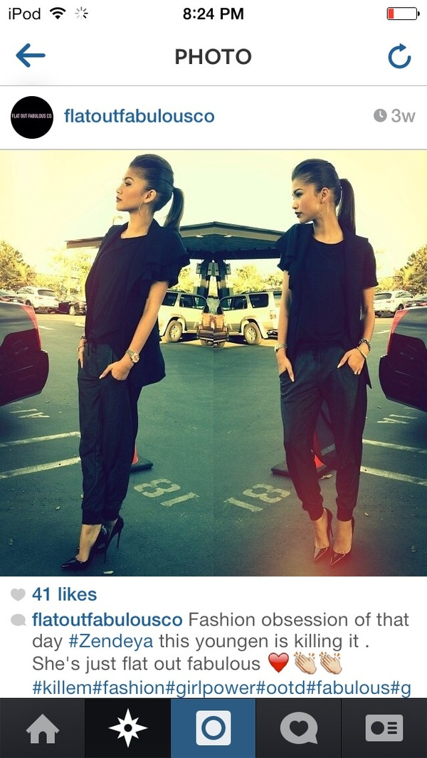 blouse black blouse zendaya pants shirt shoes perfect
