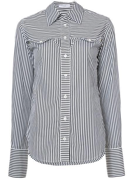 Tome shirt women cotton black top