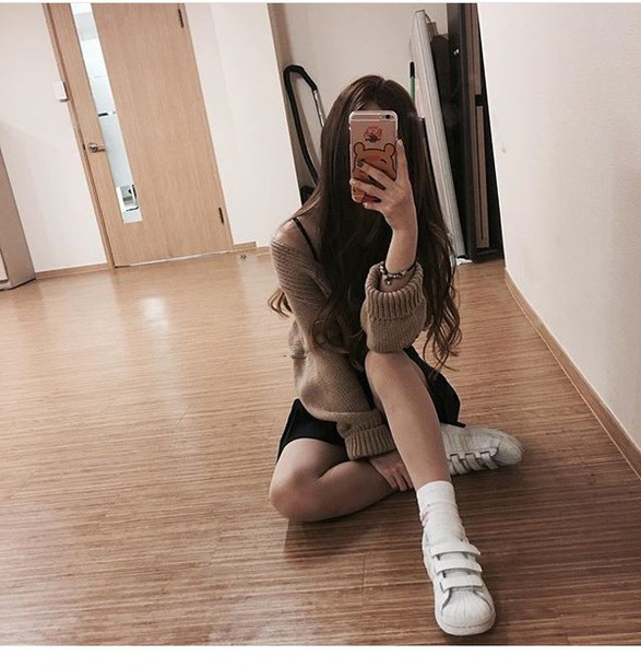 Shoes ulzzang korean fashion korean style kfashion k pop k drama streetstyle sneakers Korean fashion style shoes