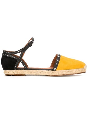 ankle strap espadrilles black shoes