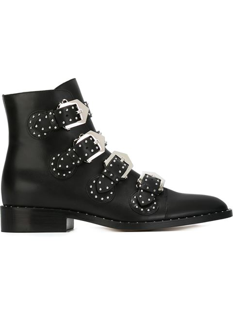 Givenchy Buckled Ankle Boots - Marissa Collections - Farfetch.com