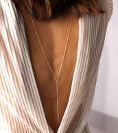 jewels,blouse,t-shirt,shirt,white,sheer,white blouse,sheer blouse,sheer white blouse,backless,backless shirt,backless blouse,tumblr,instagram,insta fashion,stripes,striped blouse,striped shirt,rad,cool,fancy,um,yea,...,minimalist jewelry