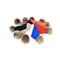 Big pompom knit beanie (8 colors)