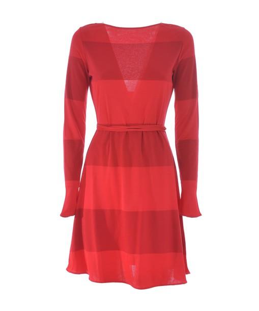Tommy X GiGi HADID dress striped dress