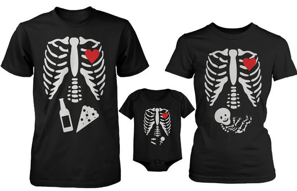 funny halloween shirts halloween family outfits family shirts x-ray shirts x-ray design skeleton top skeleton shirts skeleton skeleton tee xray x-ray funny shirts humor shirts