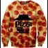 Pizza slut sweater