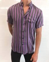 shirt,purple shirt