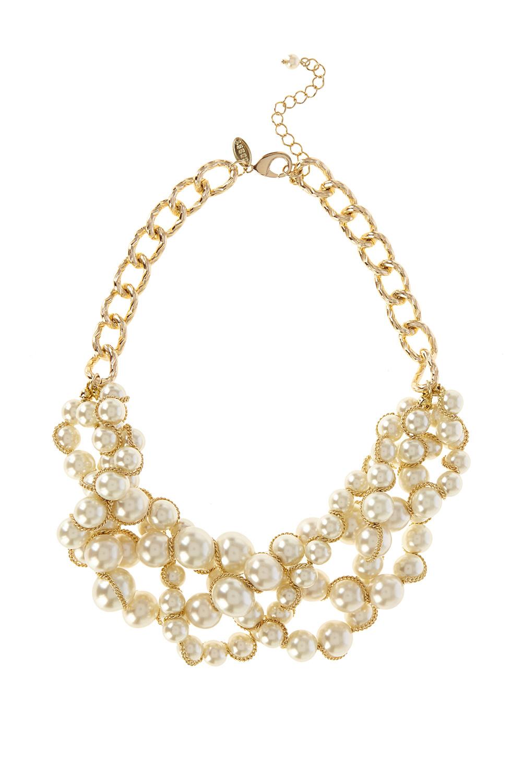 Kristen pearl necklace
