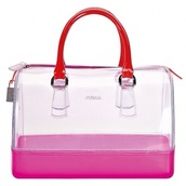 bag,furla,furla candy picnic,pink bag,nude bag