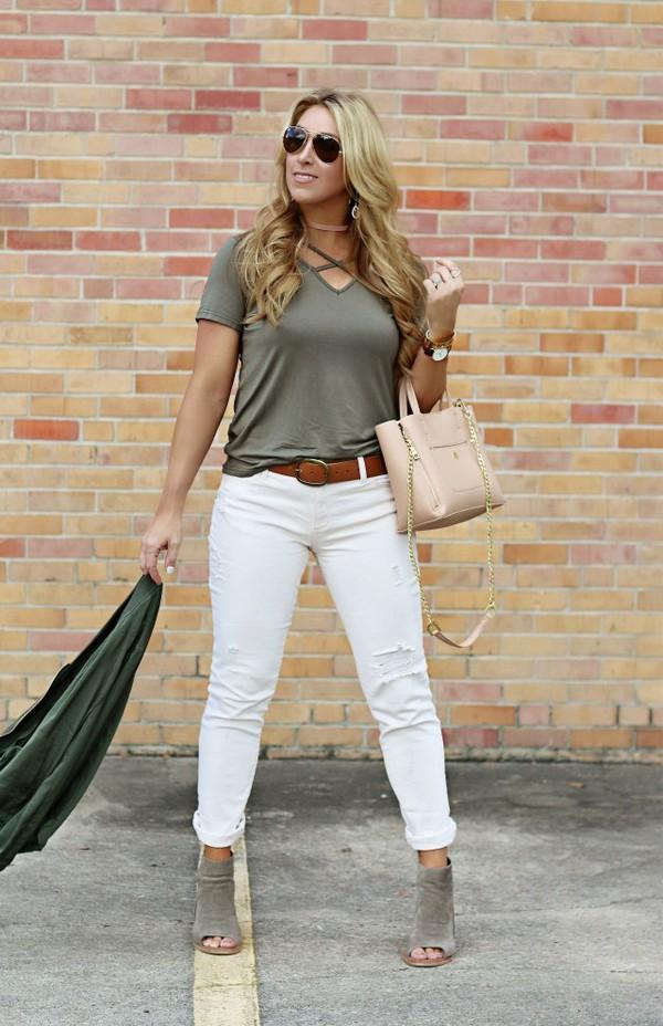Centerbar jeans belt   Gap