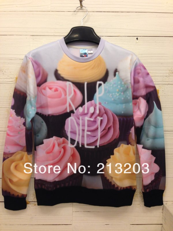 New 2013 2014 Winter Women&Men Space High Print Galaxy Hoodies Pullovers Tiger/Cat Animal 3D Sport Sweatshirt Tops Sweaters-in Hoodies & Sweatshirts from Apparel & Accessories on Aliexpress.com