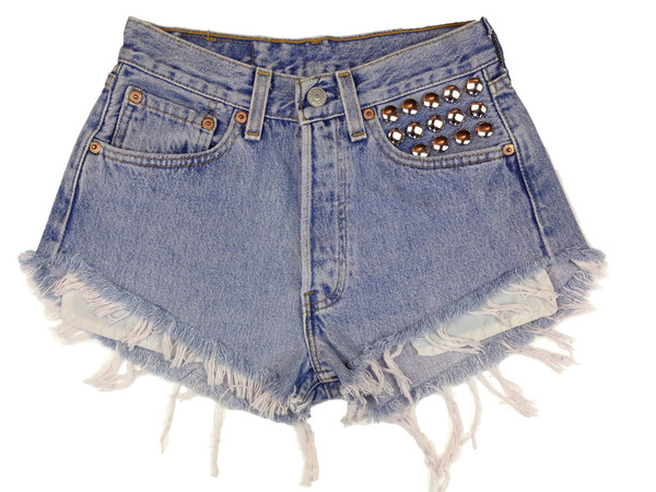 Simple Studs                           | Wildest Denim Dreams
