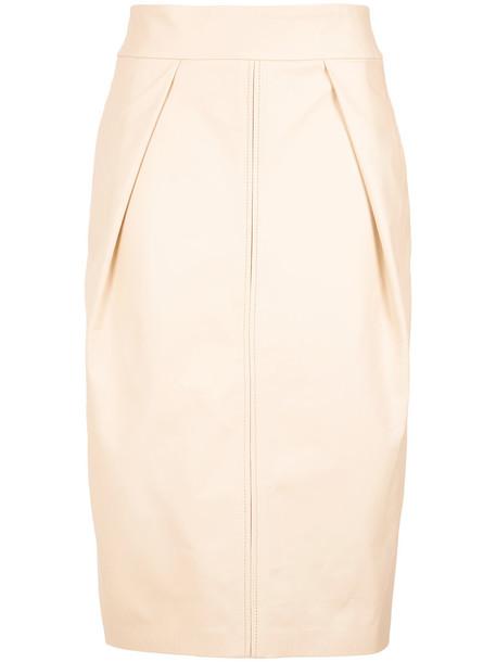 Lilly Sarti skirt midi skirt women midi leather