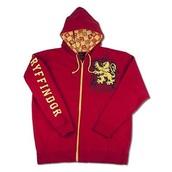 jacket,hogwarts,gryffindor,gold,harry potter jacket,red,harry potter