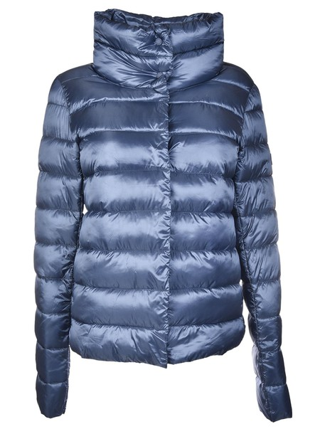 Save The Duck jacket metallic quilted