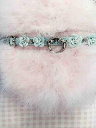 jewels kawaii kawaii grunge pastel pink pastel grunge pastel chocker soft grunge spikes soft pink
