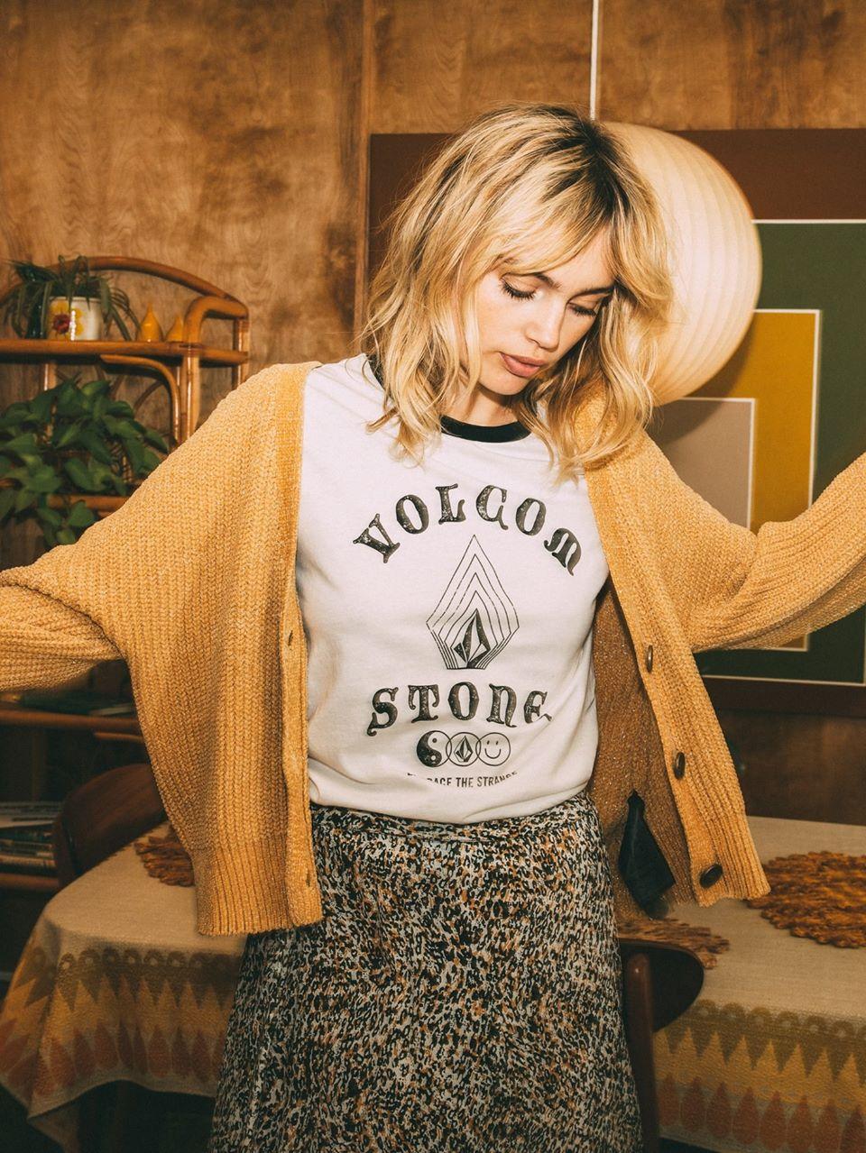 Diy Fly Sweater - Vintage Gold