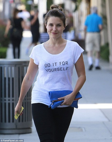 sophia bush shirt t shirt equality