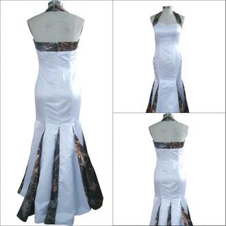 dress molly_bridal camouflage mermaid wedding dress