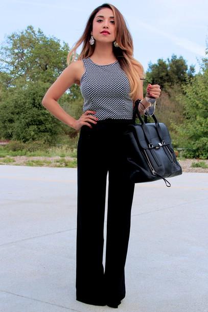 dulce candy pants hat t-shirt shoes bag jewels black wide-leg velvet pants velvet pants black velvet pants