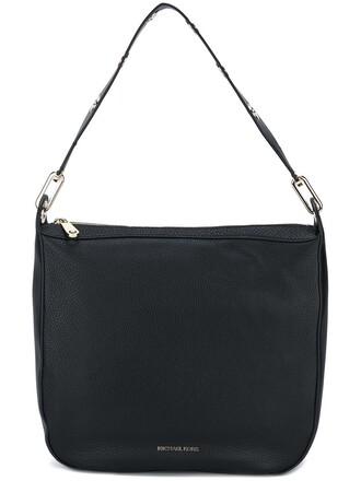 oversized bag shoulder bag black