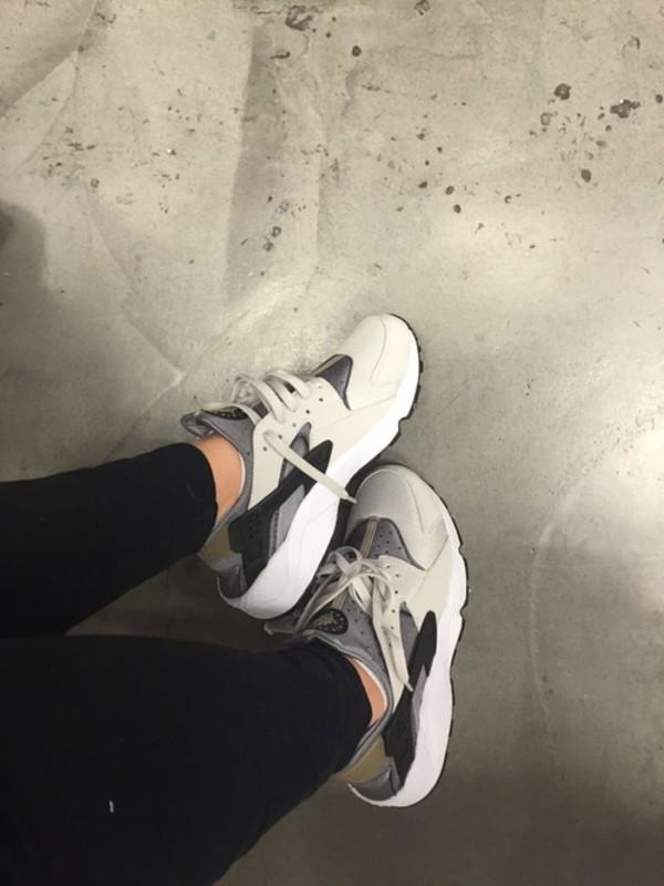 shoes nike sneakers huarache huarache grey black gold nike sneakers nike shoes nike ash grey nike kicks huarache nike air huarache low top sneakers white sportswear adidas beige