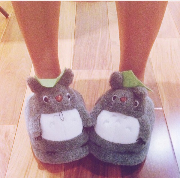 slippers totoro shoes film totoro shoes