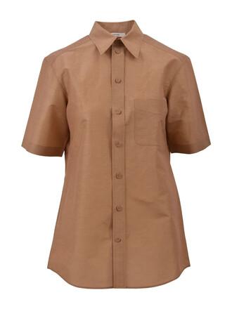 shirt camel top