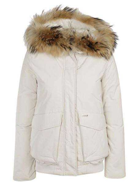 Woolrich jacket hooded jacket