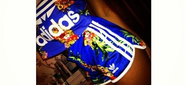 shorts adidas shirt