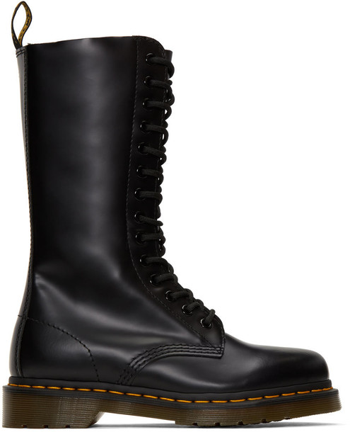 Dr. Martens boots black shoes