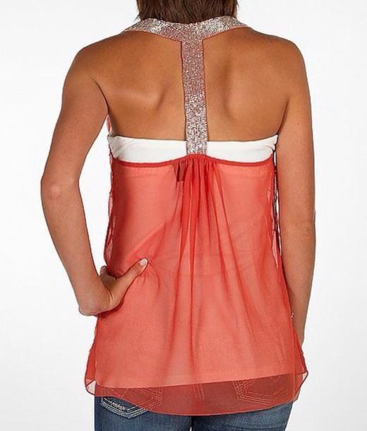 shirt tank top