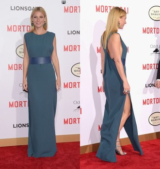 gown gwyneth paltrow dress