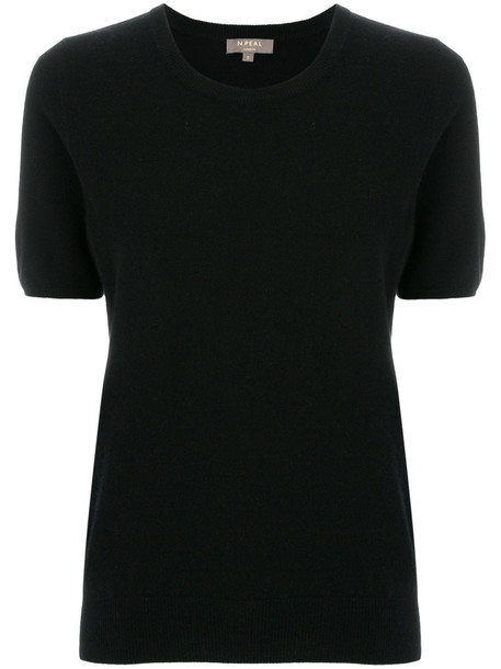 t-shirt shirt t-shirt women black top