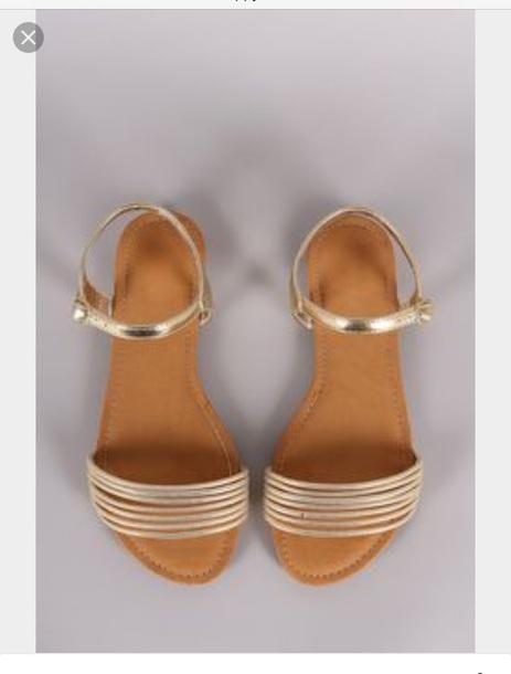 de6112fa081e shoes sandals flat sandals cute sandals ankle strap liliana shoes strappy  sandals