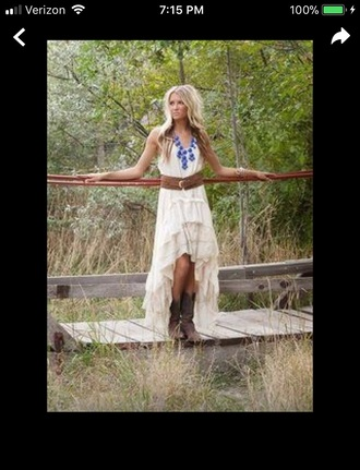 dress western western chic boho chic boho dress
