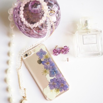 phone cover shabibisheep flowers floral floral phone case purple cute hydrangea elegant romantic cool trendy floral phone accessories cute platforms girlfriend gift gift ideas lovely gift girlfirend gift best gifts bestfriend jewelry bff