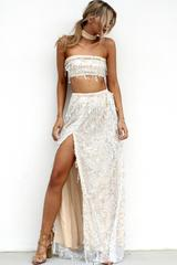 Joline Two-Piece Sequin Dress