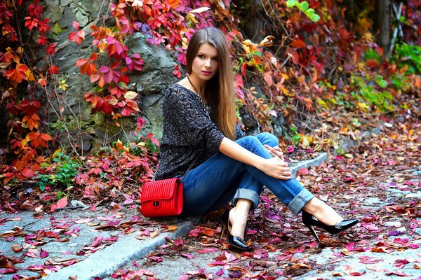 only my fashion style blogger jewels bag jeans