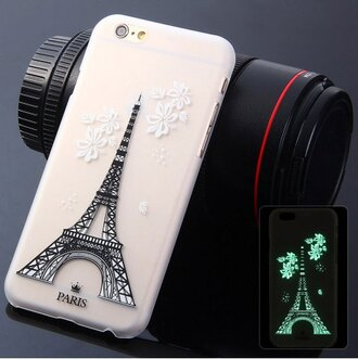 phone cover paris girly cute fashion style kawaii iphone case eiffel tower