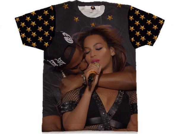 beyonce ontherun Jay Z beyoncé shirt